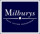 Milburys, Thornbury branch logo