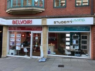 Belvoir, Nottingham Centralbranch details