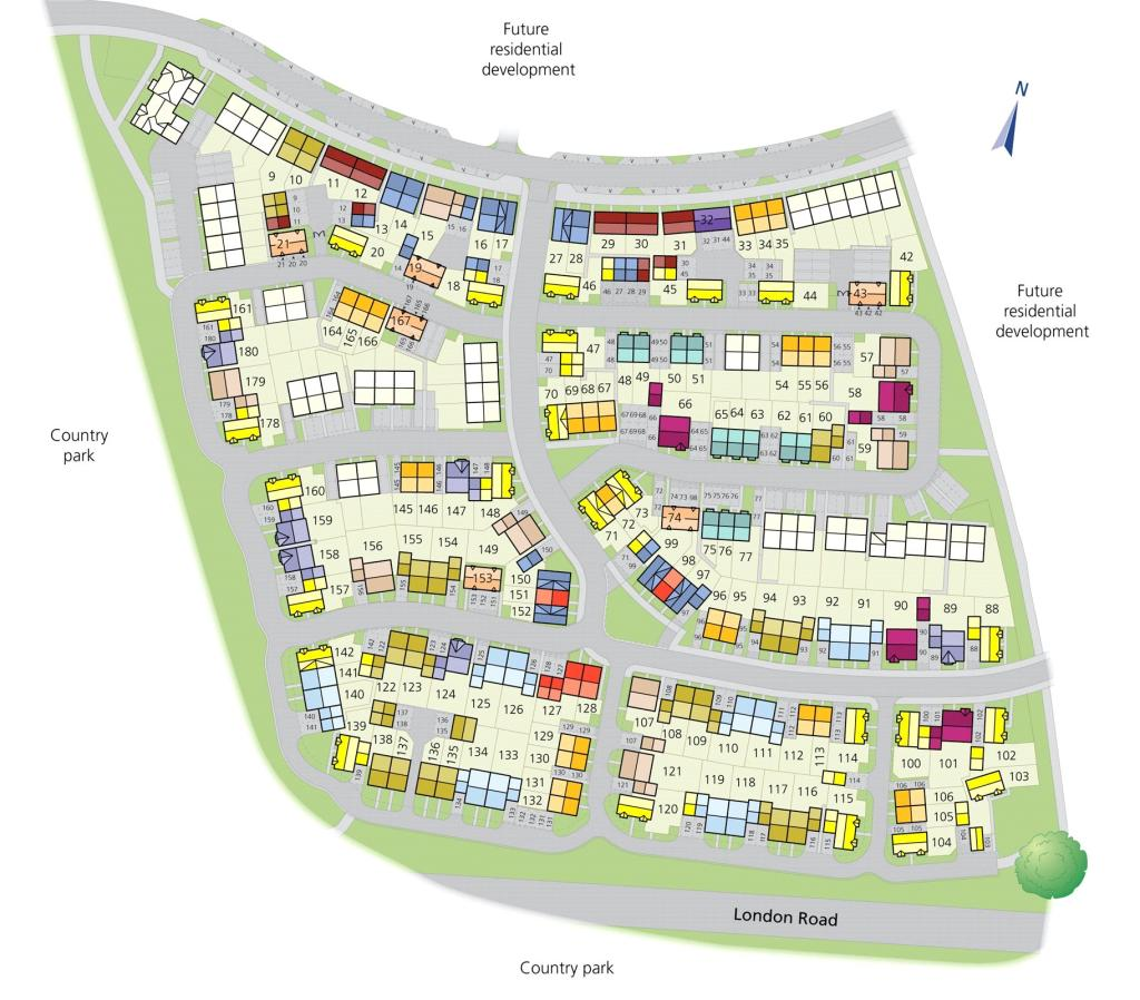 4 Bedroom Detached House For Sale In Turnstone Rise