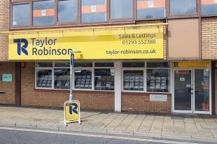 Taylor Robinson, Crawleybranch details