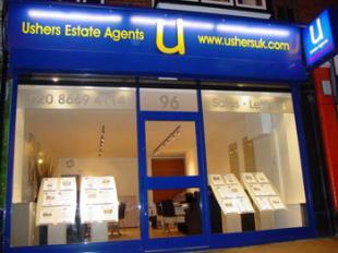 Ushers Estate Agents, Carshaltonbranch details