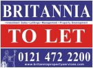 Britannia Property Services, Selly Oak details