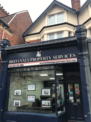 Britannia Property Services, Selly Oakbranch details