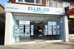 Ellis & Co, Mill Hillbranch details