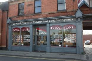 Mark Evans & Co, Tamworthbranch details