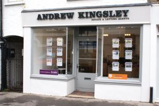 Andrew Kingsley, Beckenhambranch details