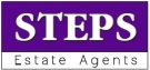 Steps Estate Agents, Dagenham branch logo