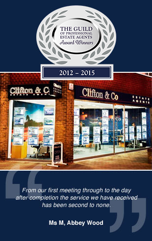 Clifton & Co Estate Agents, Upper Belvederebranch details