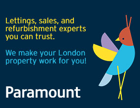 Get brand editions for Paramount, London - Sales