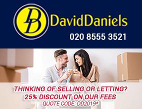 Get brand editions for David Daniels, Stratford