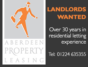 Get brand editions for Aberdeen Property Leasing , Aberdeen
