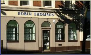 Robin Thomson, Nottinghambranch details