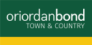 O'Riordan Bond, Brixworth branch logo