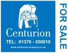 Centurion Property, Braintree logo