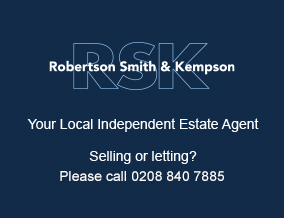 Get brand editions for Robertson Smith & Kempson, Ealing