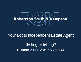 Get brand editions for Robertson Smith & Kempson, Hanwell