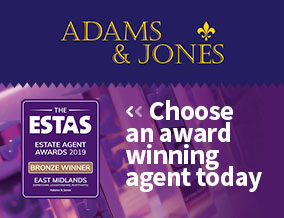 Get brand editions for Adams & Jones Estate Agents, Market Harborough