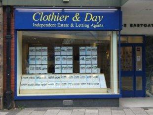 Clothier & Day, Staffordbranch details