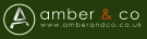 Amber & Co ltd, London logo