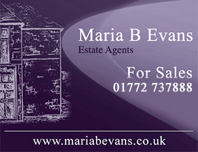 Get brand editions for Maria B Evans Estate Agents, Croston