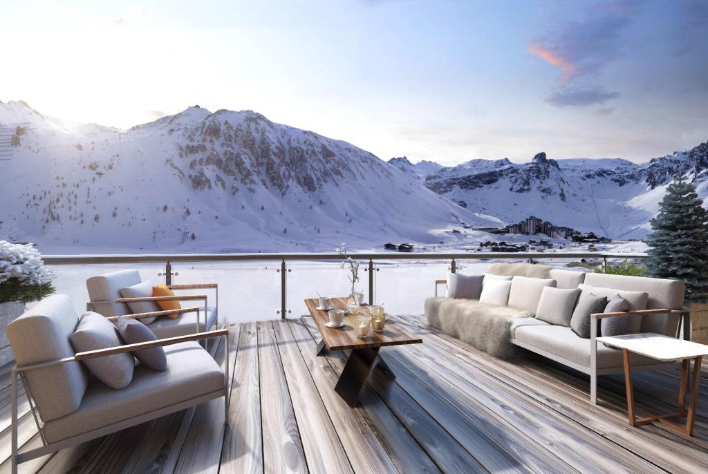 3 bedroom apartment for sale in Tignes, Savoie, France