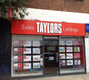Taylors Lettings, Worcesterbranch details