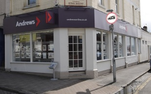 Andrews Estate Agents, Southvillebranch details