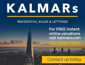 Get brand editions for Kalmars Residential , London Bridge