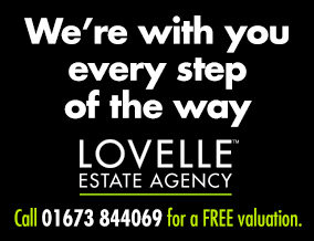 Get brand editions for Lovelle Estate Agency, Market Rasen – Residential sales