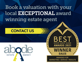 Get brand editions for Abode Estate Agency, Airdrie