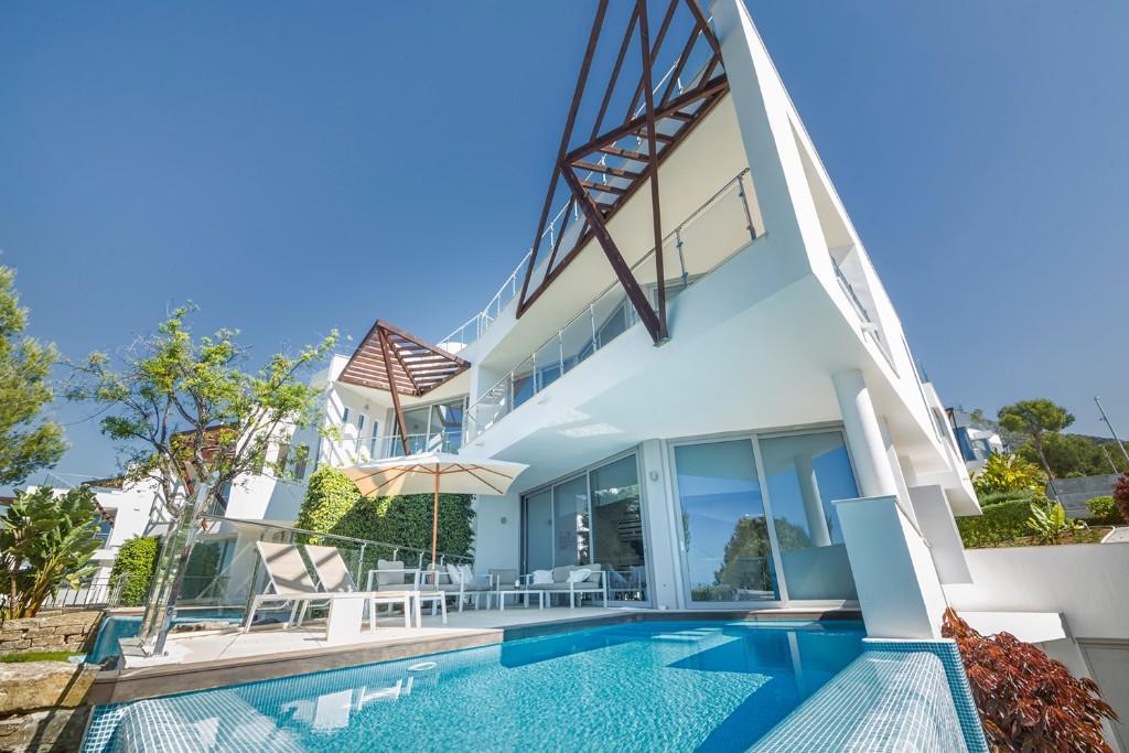 new development in Marbella, Málaga...