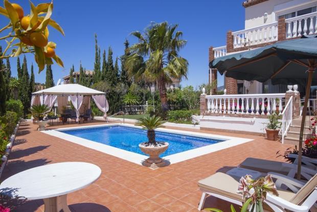 3 bedroom Detached Villa for sale in Mijas, Málaga, Andalusia