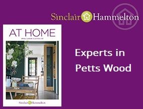 Get brand editions for Sinclair Hammelton, Petts Wood