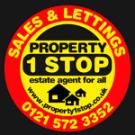 property1stop, Rowley Regis branch logo
