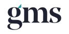 GMS , London branch logo