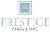Aegean Blue, Cartmel logo