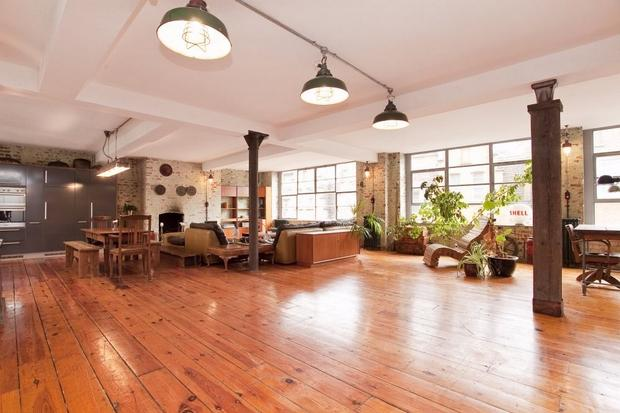 1 bedroom apartment for sale in Hanbury Street Lofts ...