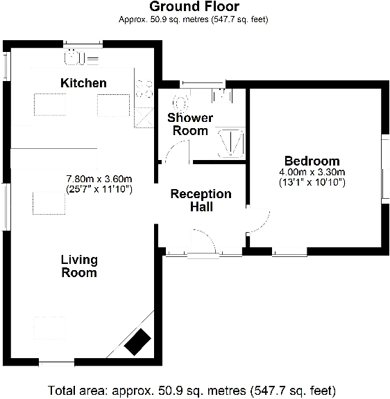 barn floorplan