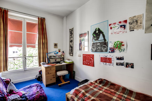 bedroom for boys 4 bedroom apartment for in 4th arrondissement 10440