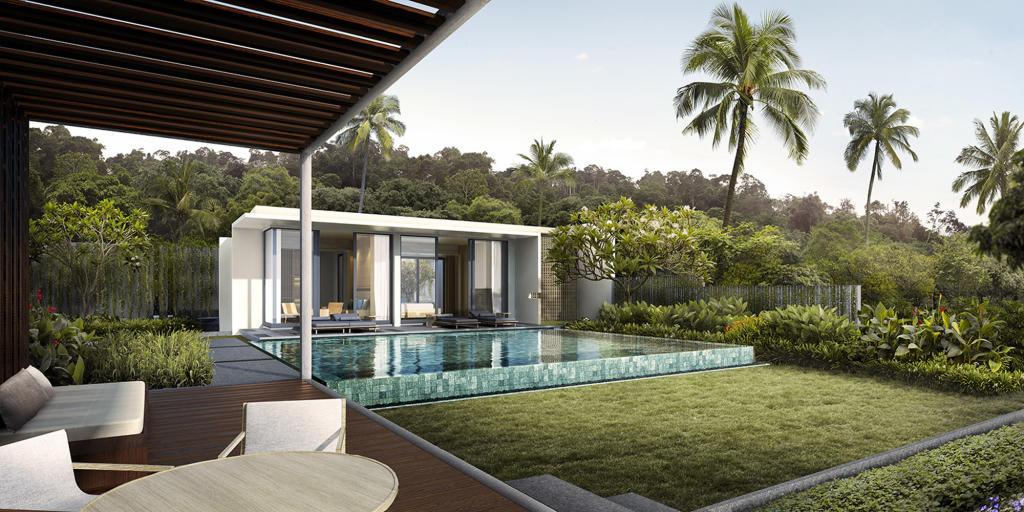 Detached Villa for sale in Koh Russey...