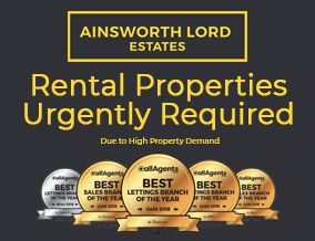 Get brand editions for Ainsworth Lord Estates, Darwen