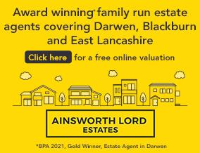 Get brand editions for Ainsworth Lord Estates, Darwen