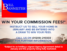 Get brand editions for Bill Bannister Estate Agents, Redruth