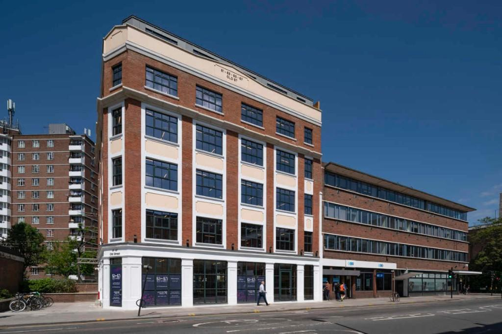 property to rent in 61-67 Old Street, London, EC1V 9HW