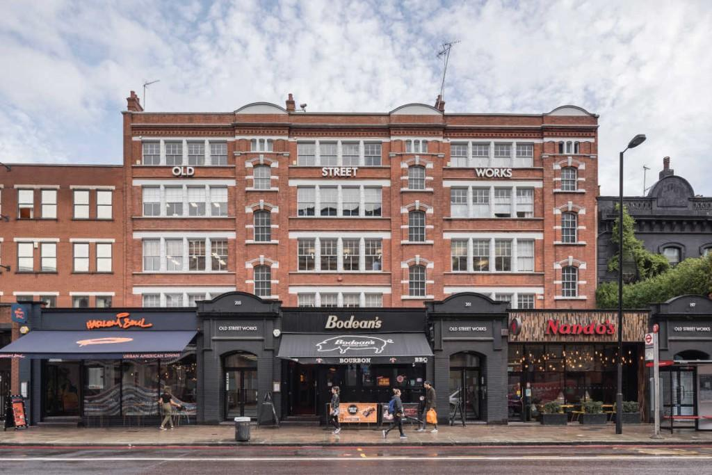 property to rent in Old Street Works, 201-205 City Road, London, EC1V