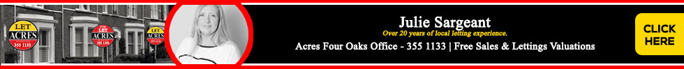 Get brand editions for Acres, Four Oaks Lettings