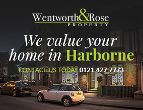 Get brand editions for Wentworth & Rose , Harborne