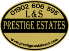 L & S Prestige Estates, Willenhall branch logo