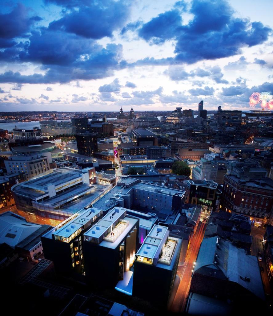 1 Bedroom Flat For Sale In X1 Liverpool One Student