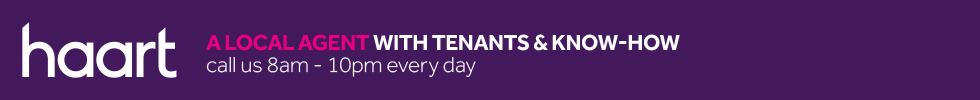 Get brand editions for haart, Grays - Lettings